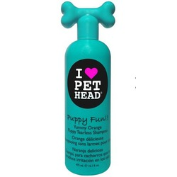 PET HEAD Puppy Fun Шампунь для щенков, 475 мл