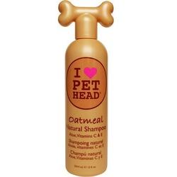 """PET HEAD Oatmeal Шампунь """"100% натуральный"""" с маслом овсянки, жожоба"""