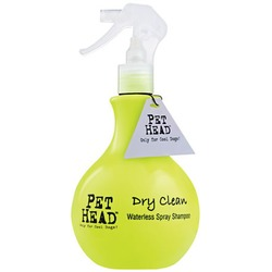 PET HEAD Dry Clean Spray Шампунь-спрей без смывания, 450 мл