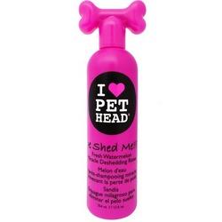 PET HEAD De Shed Me Rinse Арбузный кондиционер для линяющих собак с кокосовым маслом