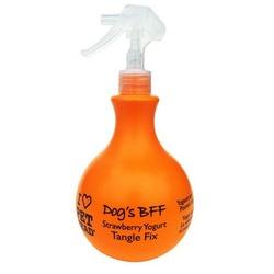 PET HEAD Dogs Bff Клубнично-йогуртовый спрей-уход от колтунов и для блеска шерсти собак, без сульфатов и парабенов, 450 мл