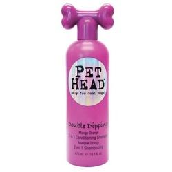 Питательный шампунь Pet Head DOUBLE DIPPING 475 мл