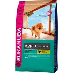 Eukanuba Adult Toy Breed сухой корм Эукануба для взрослых собак миниатюрных пород - курица