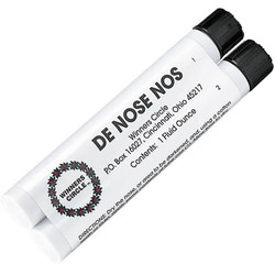 De Nose Nos маскировка для носа, (черная краска для носа Winners Circle) арт. 45WCI001