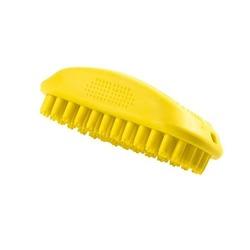 СКИДКА! Hunter Smart Резиновая щетка, желтая, 12,0 x 6,5 x 3,7 cm