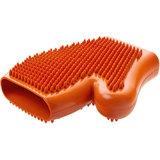 Hunter Smart перчатка резиновая для вычесывания шерсти.
