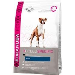 Eukanuba Boxer для взрослых собак породы боксер