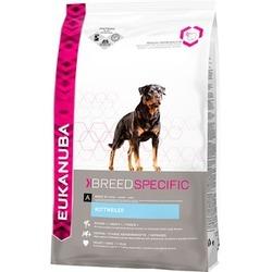 Eukanuba Rottweiler для взрослых собак породы ротвейлер