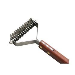 Show Tech Coat King 13 стриппинг 13 ножей с деревянной ручкой для жесткой шерсти