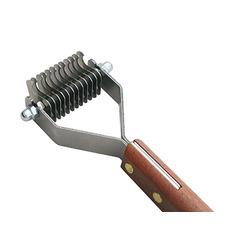 Show Tech Coat King 12 ножей с деревянной ручкой для мягкой шерсти