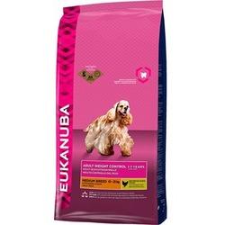 Eukanuba Adult Light Small & Medium для взрослых собак мелких и средних пород лайт (низкокалорийный), 3 кг