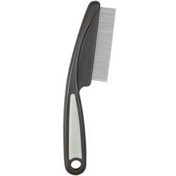 """Trixie Расческа """"Люкс"""" 15 см с частым зубом с пластиковой ручкой, арт. 2410"""