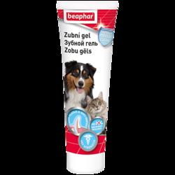 Beaphar Tooth Gel гель для чистки зубов и свежего дыхания у собак, со вкусом печени