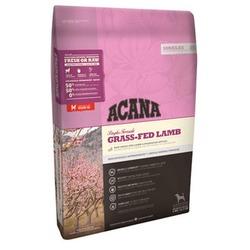 Acana Singles GRASS-FED LAMB, беззерновой гипоаллергенный корм для собак всех пород, ягненок, фрукты, овощи (50/50)