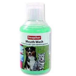 Beaphar Mouth Wash жидкость для чистки зубов, 250мл