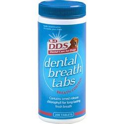 8 in 1 драже для свежего дыхания Dental Breath mint tin, 200 шт.