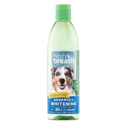 Tropiclean Ополаскиватель зубной TropiClean «Свежее дыхание» отбеливающий, 473 мл