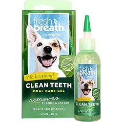 """Tropiclean Teeth Gel гель для чистки зубов """"Свежее дыхание"""", 118 мл"""