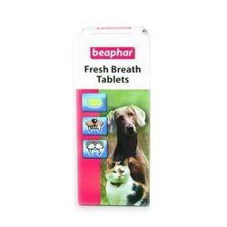Beaphar Fresh Breath Tablets таблетки от неприятного запаха для собак 40 табл.