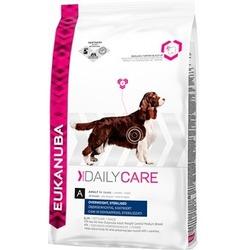 Eukanuba Excess weight, для взрослых собак, склонных к избыточному весу