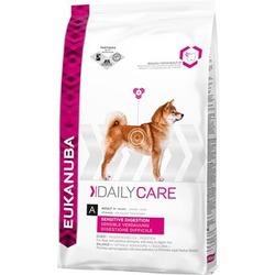 Eukanuba Adult Sensitive Digestion для взрослых собак с чувствительным пищеварением