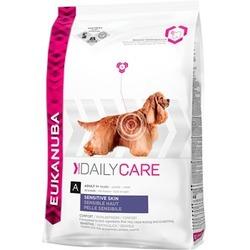 Eukanuba Adult Sensitive Skin для взрослых собак с чувствительной кожей