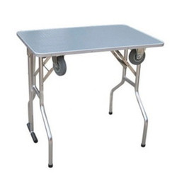 СКИДКА! SHOW TECH Pro Series Grooming Table грумерский стол на ножках и с колесами, 80х50х85 см