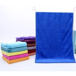 Полотенце для животных из микрофибры, синее