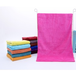 Полотенце для животных из микрофибры, розовое