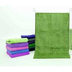 Полотенце для животных из микрофибры, зеленое