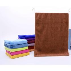 Полотенце для животных из микрофибры, коричневое