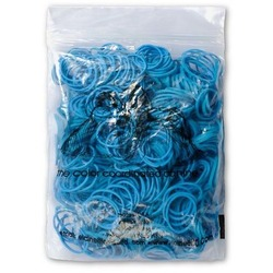 Lainee резинки для закрепления папильоток ярко-синие