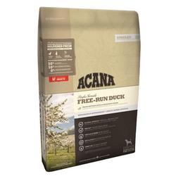 Acana Singles FREE-RUN DUCK беззерновой корм для собак всех пород с уткой, грушей и овощами (50/50)