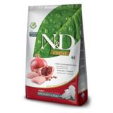 FARMINA N&D LG Курица с гранатом- низкозерновой корм д/щенков, беременных и кормящих сук средних пород (N&D Low Grain Chicken & Pomegranate Puppy)