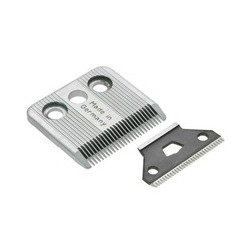 Ножевой блок Moser (Мозер) на винтах, для моделей машинок 1400-0074, регулируемый высота 0,1-3 мм, ширина 46 мм, шаг 1,6 мм