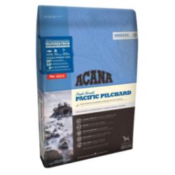 Acana Singles Pacific Pilchard беззерновой корм для собак всех пород с тихоокеанской сардиной, фруктами и овощами (50/50)
