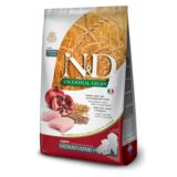 FARMINA N&D LG Курица с гранатом- низкозерновой корм д/щенков, беременных и кормящих сук крупных пород (N&D Low Grain Chicken & Pomegranate Puppy)