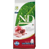 FARMINA N&D беззерновой корм д/щенков крупных пород Курица с Гранатом (N&D Chicken & Pomegranate Puppy Maxi)