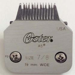 """Oster Cryogen-X ножевой блок для A5, А6 №7/8"""" 0,8 мм"""