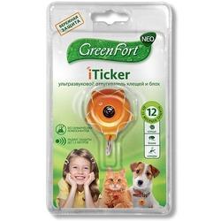 Green Fort iTicker ультразвуковой отпугиватель клещей