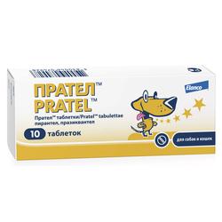 Elanco Прател антигельминтик для кошек и собак