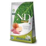 FARMINA N&D беззерновой корм д/собак всех пород Мясо дикого кабана с Яблоком (N&D Boar & Apple Adult)