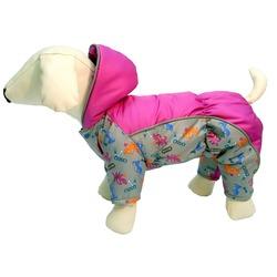 Osso комбинезон для собак на синтепоне, для сук (разные цвета)