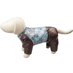 """Osso комбинезон для собак """"Снежинка"""", для кобелей, разные цвета"""