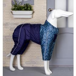 Osso зимний комбинезон для собак на синтепоне, для кобелей (разные цвета)
