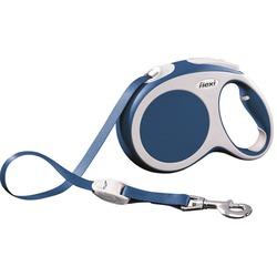 Flexi Vario M, рулетка 5 м для собак весом до 25 кг, лента