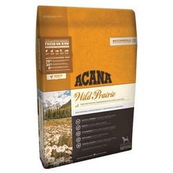 Acana Regionals Wild Prairie, беззерновой корм для собак всех пород с курицей, индейкой, рыбой, фруктами и овощами (70/30)