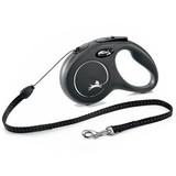 Flexi New Classic M, тросовый поводок 5 м для собак до 20 кг