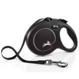 Flexi New Classic L, ременной поводок 5 м для собак до 50 кг