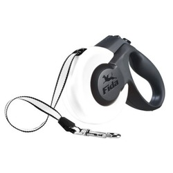 Fida Mars поводок-рулетка для собак мелких пород до 15кг, 5 м, лента